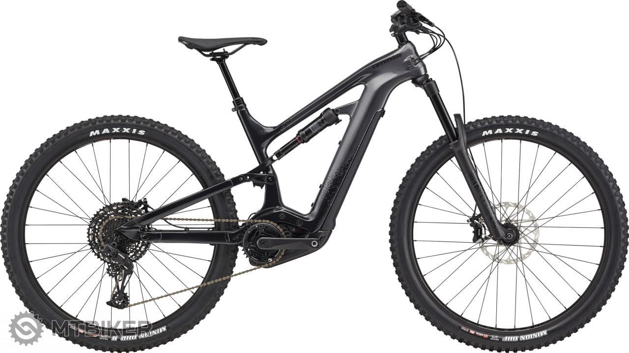 Cannondale Moterra 3+ 2020 elektrobicykel