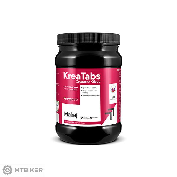 Kompava KreaTabs Creapure® Gluco