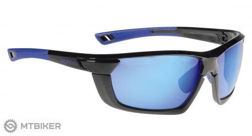 Okuliare Alpina Tri-Scray Multiframe, čierno-modré