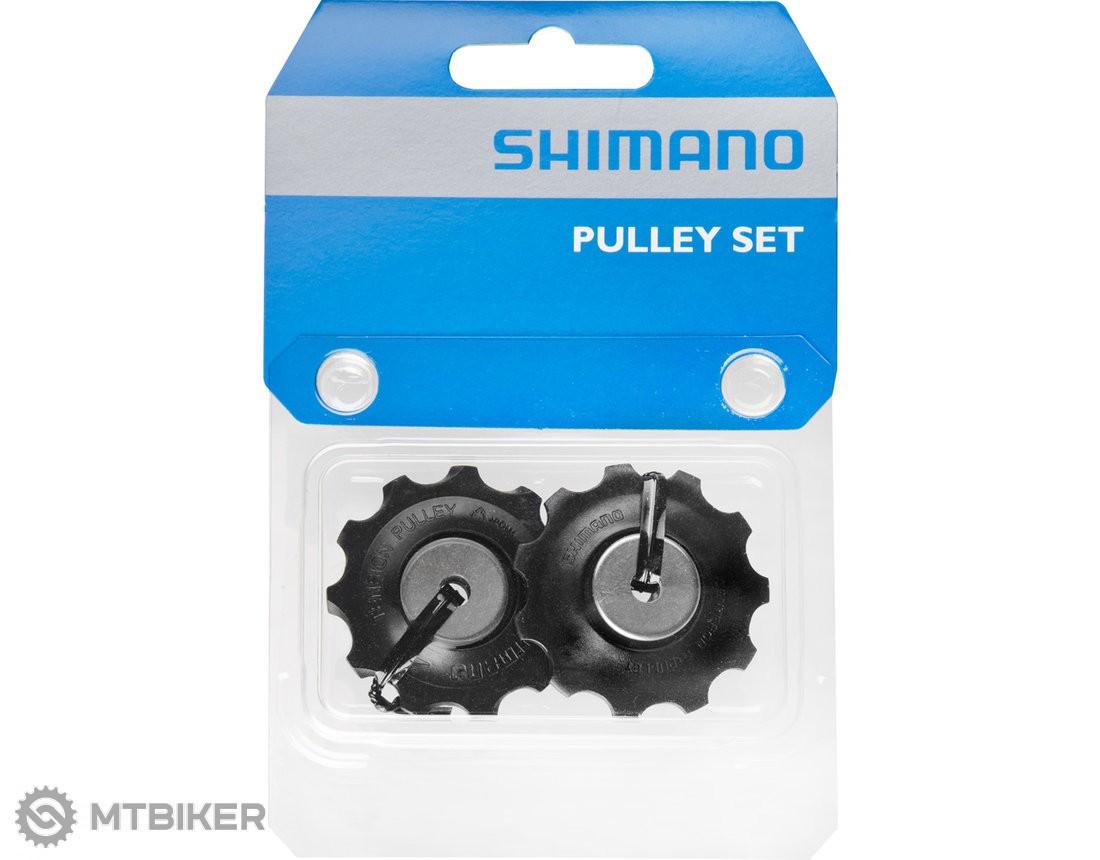 Shimano kladky do prehadzovačky 9/10 sp.