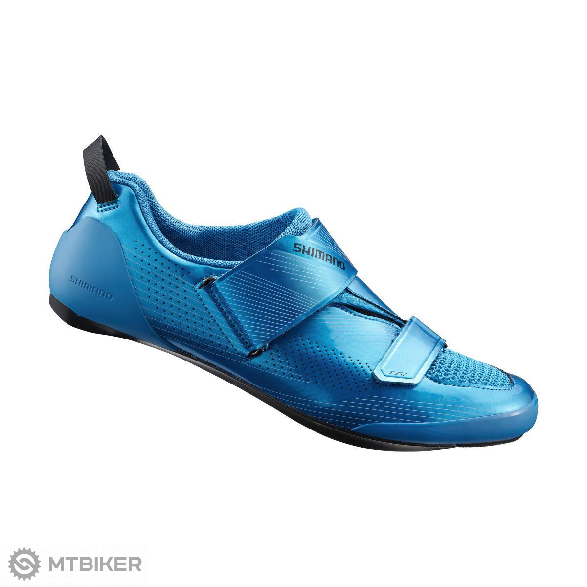 Shimano tretry SHTR901 modré