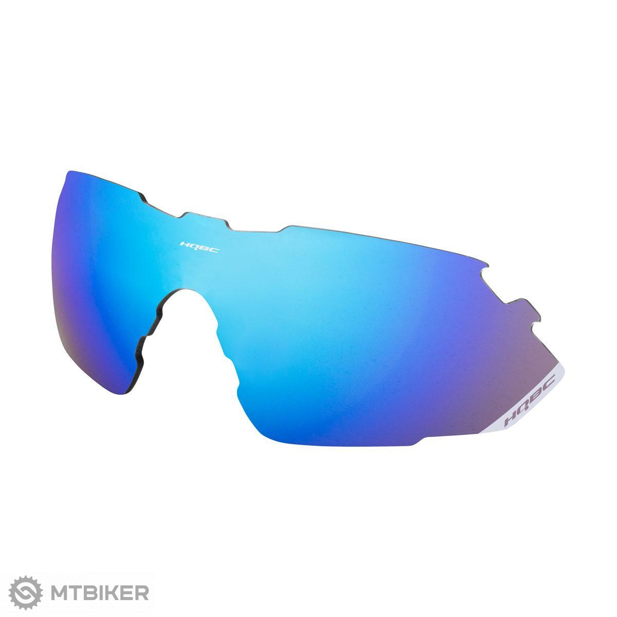 Hqbc Šošovky QX3 modré zrkadlové