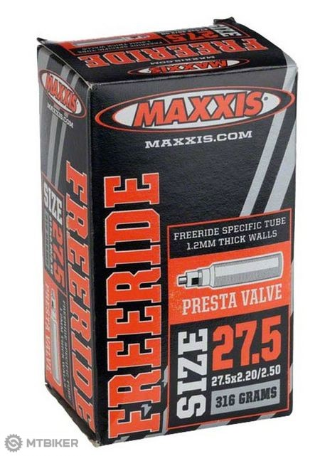 Maxxis Freeride duša 27,5x2,20-2,50