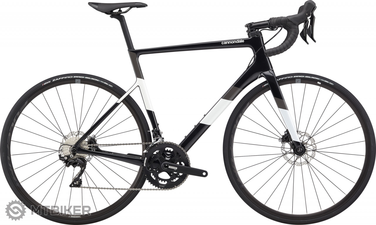 Cannondale SuperSix Evo Carbon Disc 105 50/34 2020 ARD cestný bicykel