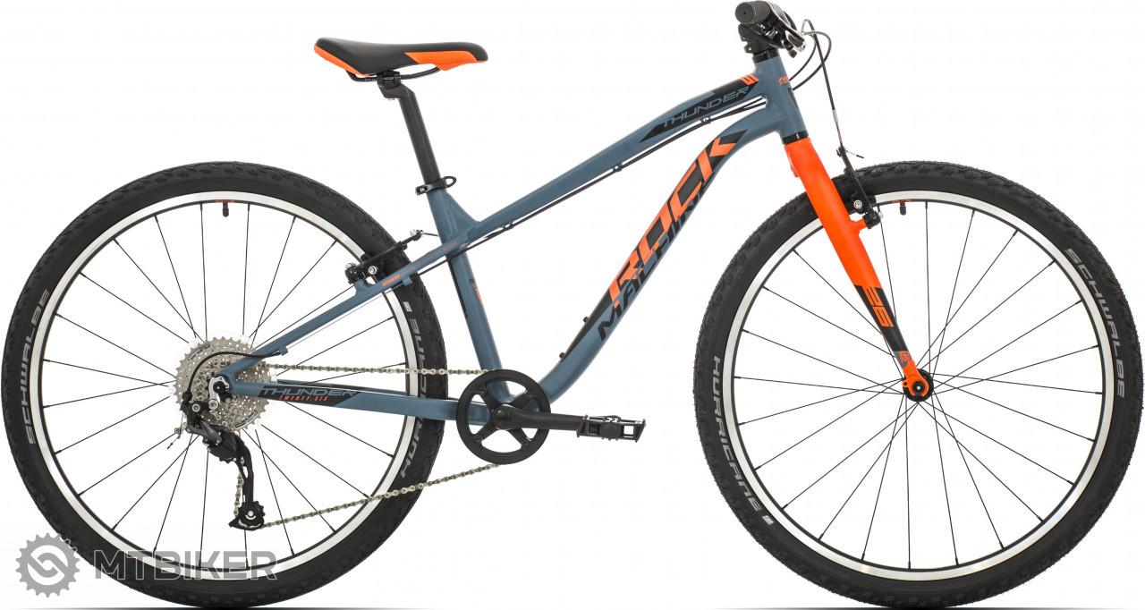 Rock Machine Thunder 26 VB, model 2020, šedá/ružová/fialová