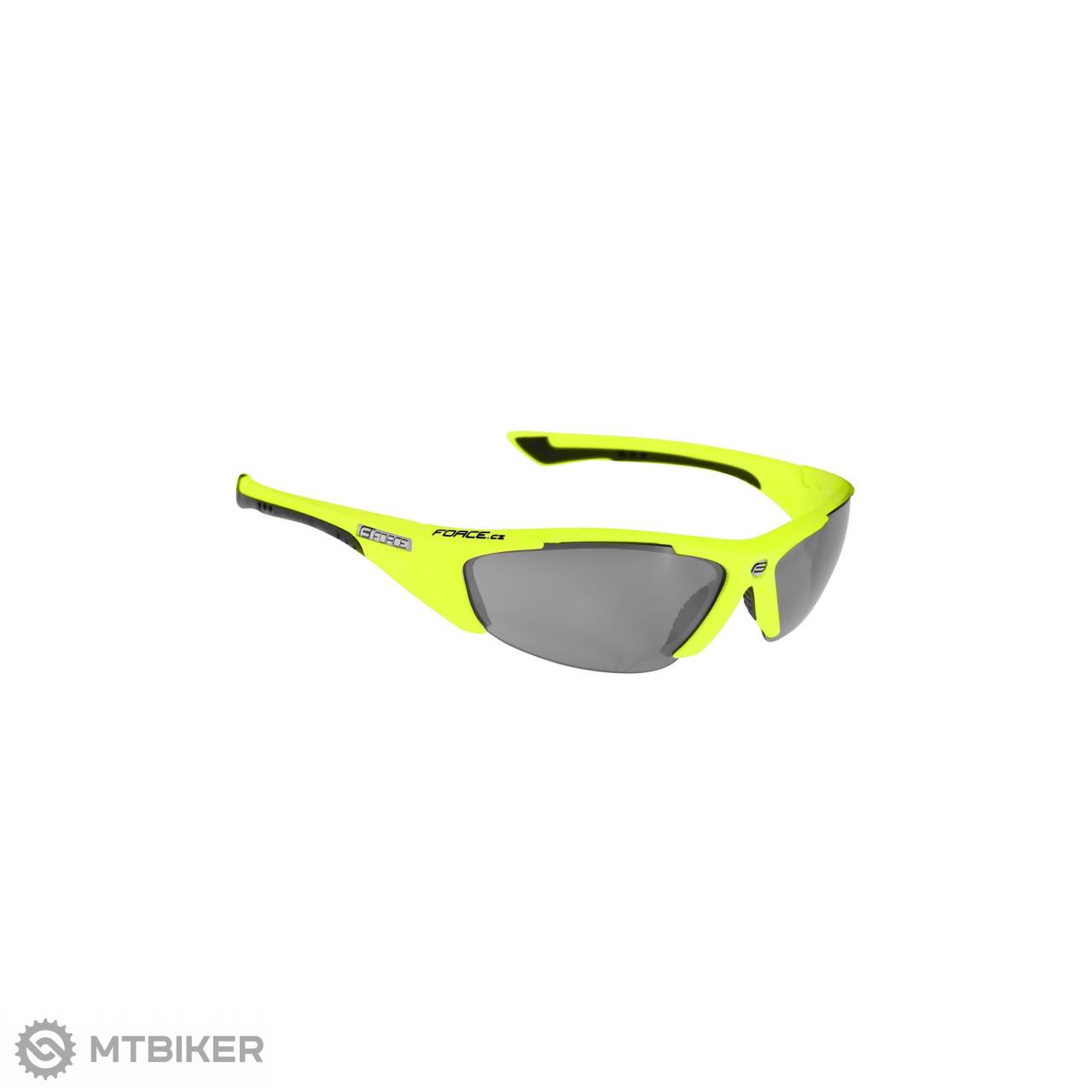 fadc14af3 Force Lady cyklistické okuliare fluo - MTBIKER Shop
