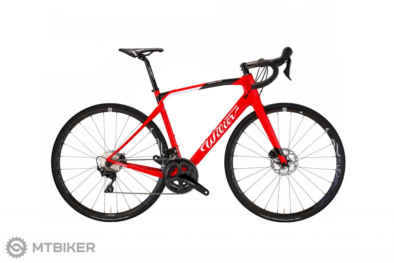 Wilier CENTO1NDR DISC 105, cestný bicykel, model 2020