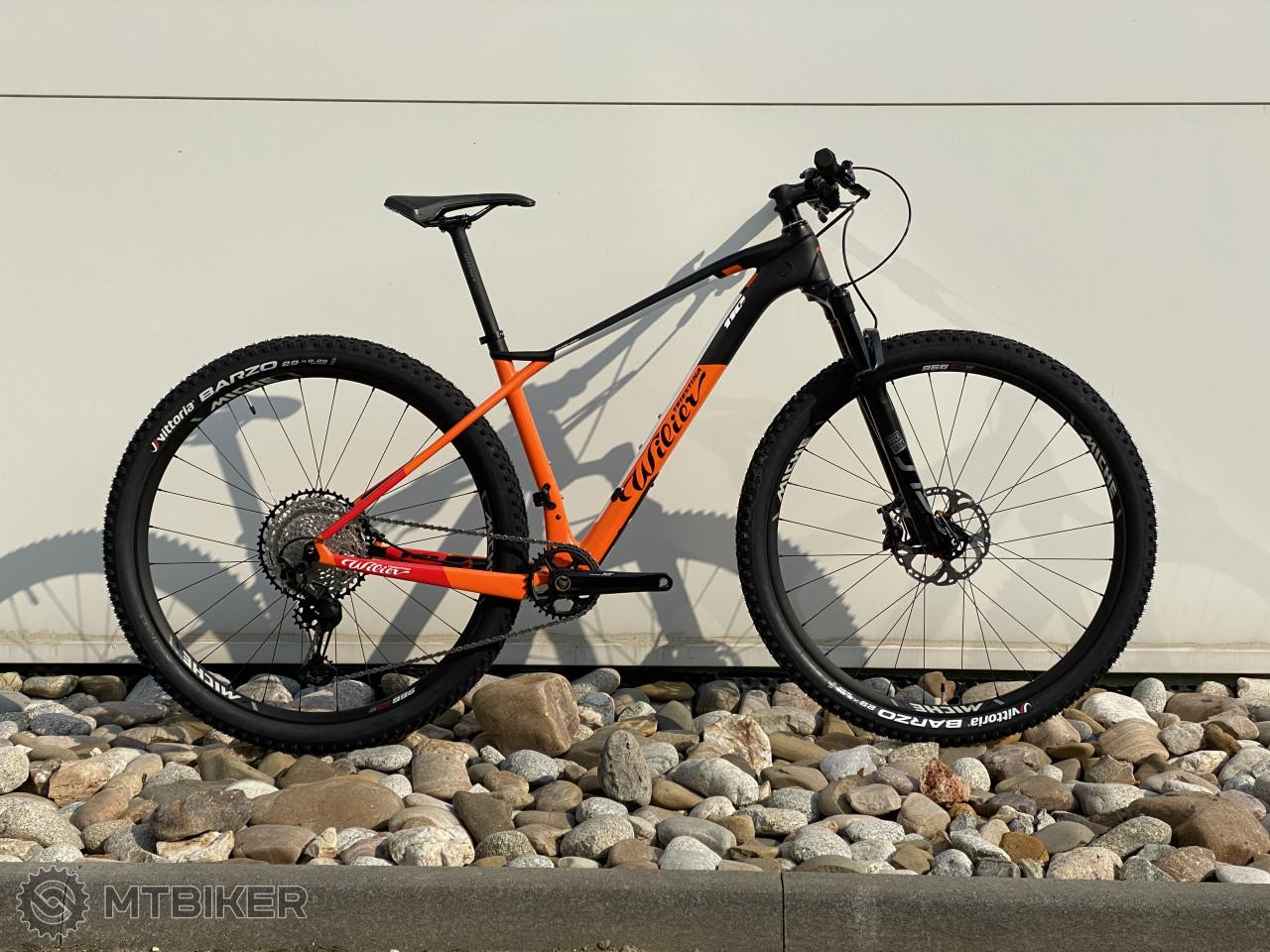 Wilier 110X XT1x12, horský bicykel, model 2020