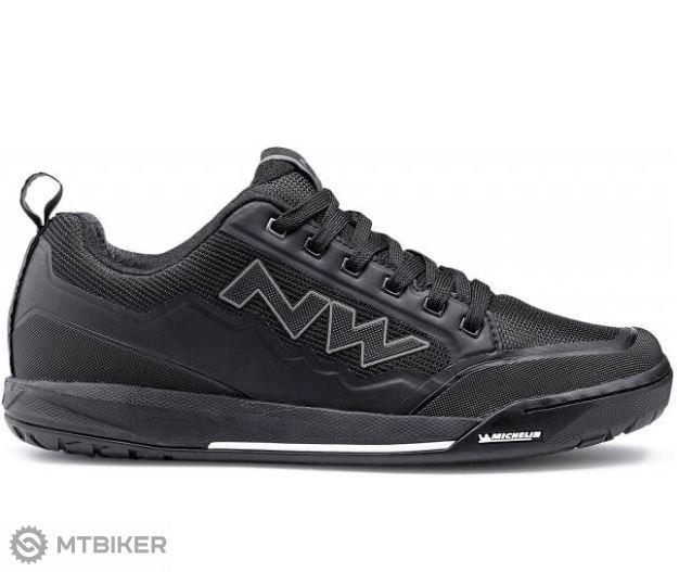 Northwave Clan pánske MTB topánky čierne