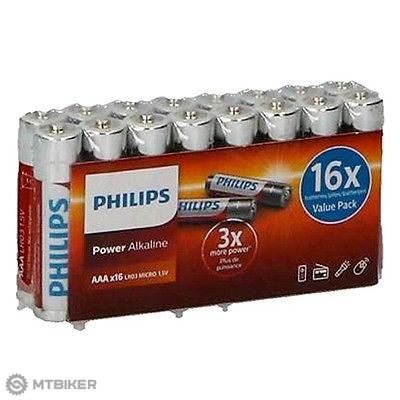 Philips POWER 1.5 V AAA batéria