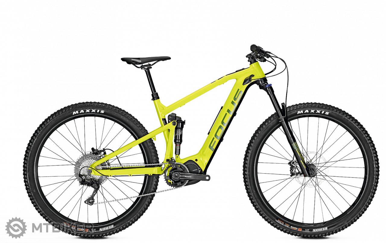Focus JAM2 6.7 Nine, horský elektrobicykel, model 2019