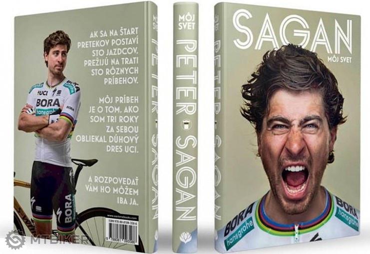 Kniha Peter Sagan - Môj svet