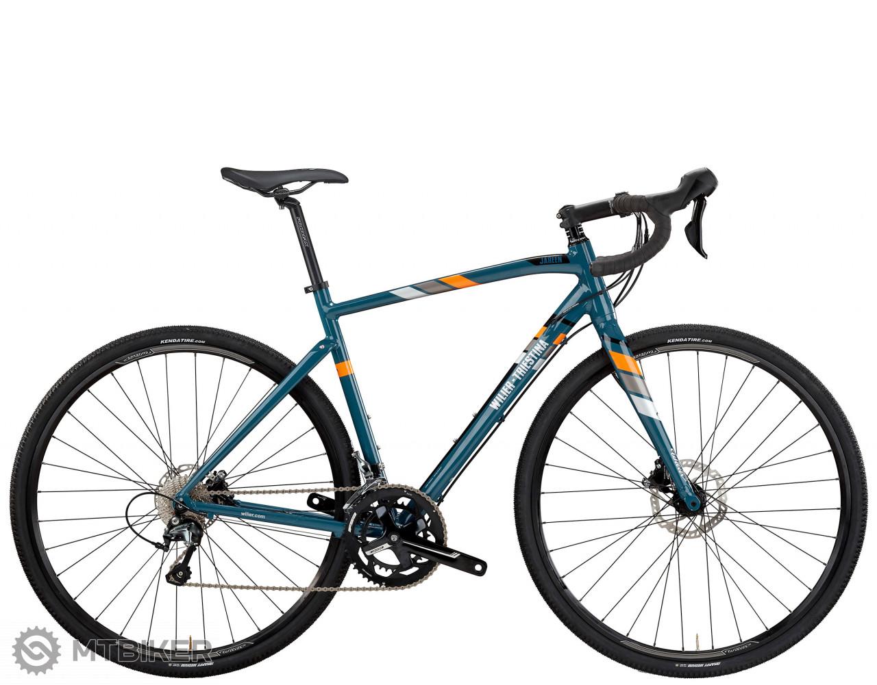 Wilier JAREEN TIAGRA - J1 BLUE PETROLEUM GLOSSY, model 2019