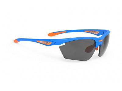Rudy Project STRATOFLY okuliare - blue matt azure smoke