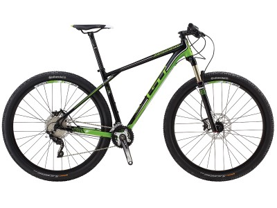 GT Zaskar 9R Elite horský bicykel, model 2014