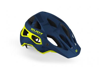 Rudy Project PROTERA prilba - S-M modrá-žltá matná