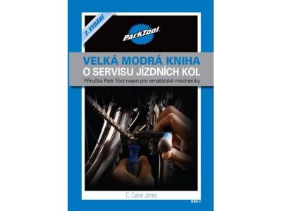 Park tool veľká modrá kniha o servise bicyklov