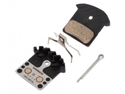 Shimano J04C Ice-Tec brzdové doštičky kovové s chladičom