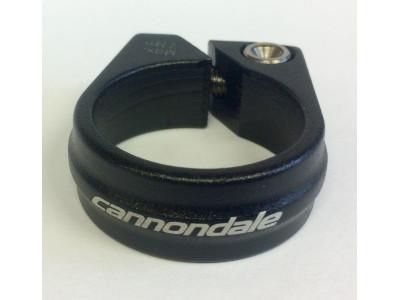 Cannondale podsedlová objímka cestná čierna 31,8 mm