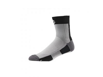 Giant Realm Quarter Socks - šedá, S
