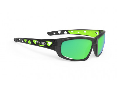 Rudy Project AIRGRIP okuliare - crystal graphite multi ls green