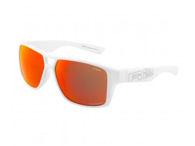 R2 Master okuliare biele zrkadlové polarizačné 0ecf091e4fc