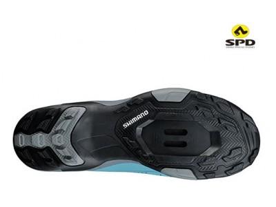 Shimano SH-MT300B pánske tretry modré