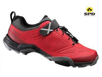 Shimano tretry SHMT500 červené