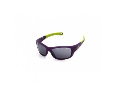 Altitude Country fialové/zelené okuliare