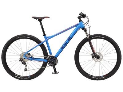 GT Karakoram Elite 2017 blue/deep navy horský bicykel
