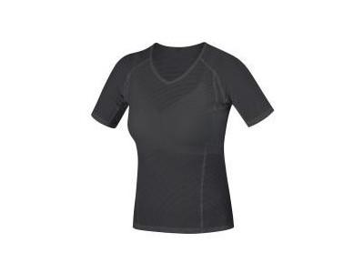 GORE Base Layer Lady Shirt - čierne