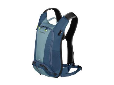 Shimano batoh UNZEN 6l s nádržkou modrý
