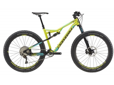 Cannondale Bad Habit Carbon 1 2017 horský bicykel