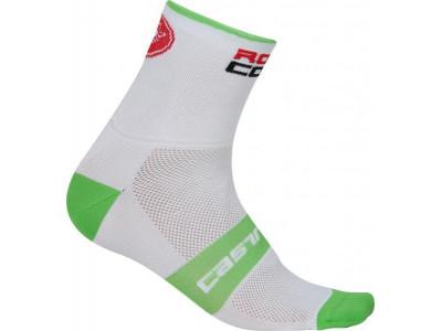 Castelli ROSSO CORSA 6, ponožky