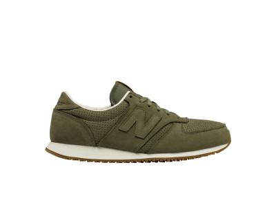 New Balance U420NOT pánske lifestylové topánky olivová