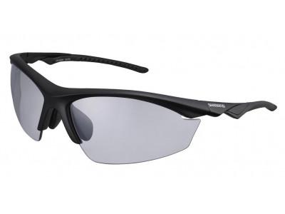 Shimano okuliare EQUINOX2 matné čierne fotochromatické šedé/žlté