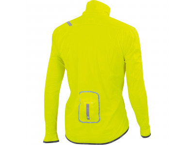 Bunda Sportful Hot Pack NoRain Ultralight, neónovo-žltá