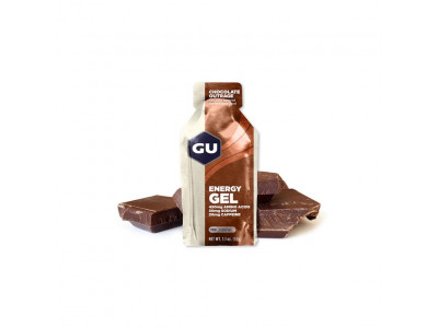 GU Energy Gel 32 g - Chocolate Outrage