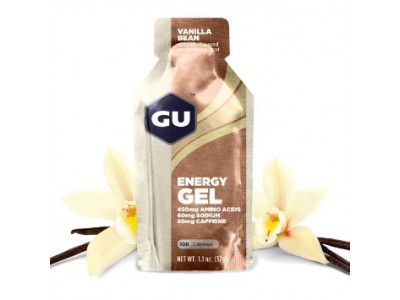 GU Energy Gel 32 g - Vanilla Bean