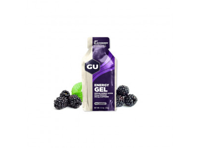 GU Energy Gel 32 g - Jet Blackberry