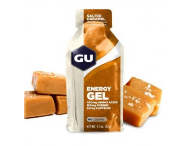 GU Energy Gel 32 g - salted caramel