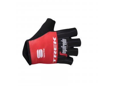 80edaccdf529 Trek-Segafredo BodyFit Pro Race rukavice čierne červené