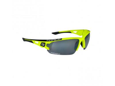 95327dc60 V predajni 1 ks. Force Calibre cyklistické okuliare fluo