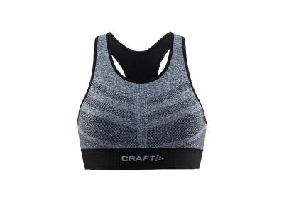 Craft Podprsenka Comfort Mid - L, Čierna