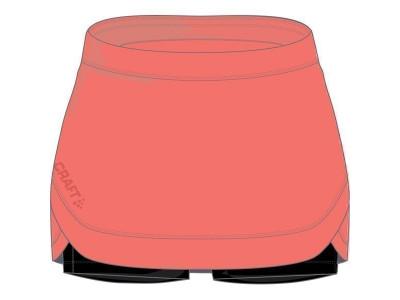 Craft Sukňa Pep - S, oranžová