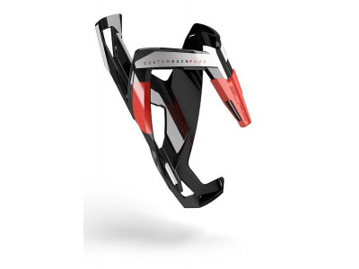 Elite Custom Race Plus košík - čierno/červený