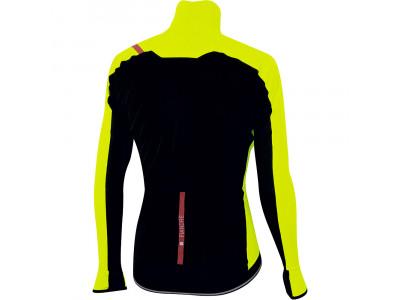 Sportful Fiandre Ultimate WS bunda fluo žltá/čierna