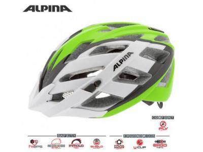 Alpina prilba PANOMA L.E bielo-zeleno-čierna 1fee8192ee8