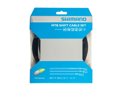 Shimano Optislick OT-SP41 MTB radiaci set