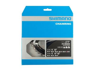 Shimano prevodník 38z. M8000 XT 38/28z. čierny 96 mm